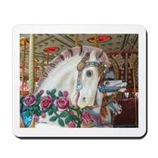 Roached & Roses Carousel Hors Mousepad