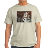 Carousel Horses at night T-Shirt