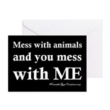 Animal Protector Greeting Cards (Pk of 10)
