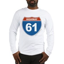 Highway 61 Long Sleeve T-Shirt