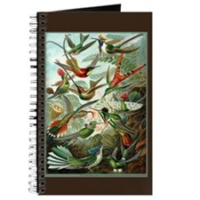 """Hummingbird Print"" Journal"