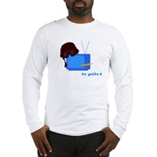 Television Producer Long Sleeve T-Shirt