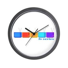 TV Producer Wall Clock