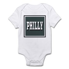 Philadelphia Green Infant Bodysuit