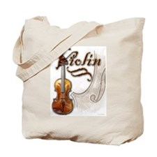 Violin Section Tote Bag