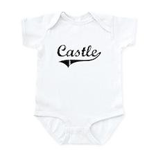 """Castle Team"" Infant Bodysuit"