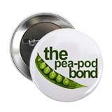 &quot;Pea-Pod Bond&quot; 2.25&quot; Button
