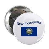 "New Hampshire State Flag 2.25"" Button"