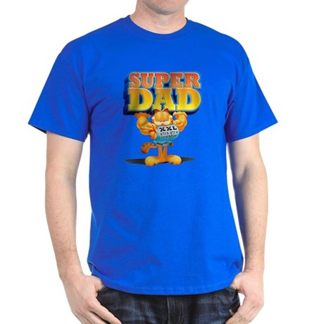 Super Dad! Dark T-Shirt