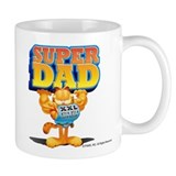 Super Dad! Small Mug