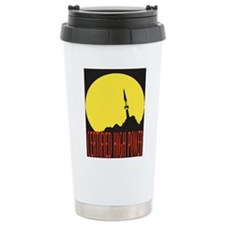 High Power Certified! Ceramic Travel Mug