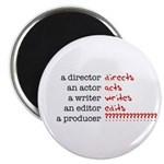 Film &amp; TV Producer Magnet