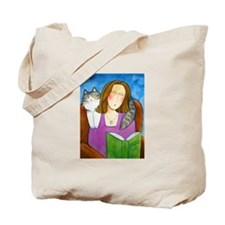 BOOK BUDDY Shopping Tote or Book Bag