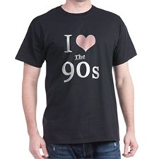 'I Love The 90s' T-Shirt