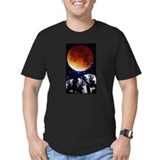 Three Wolf Moon T