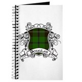 Douglas Tartan Shield Journal