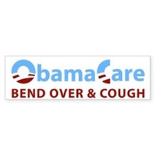 Obama Care Bumper Bumper Sticker