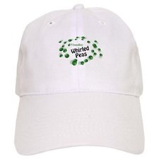 Visualize Whirled Peas Baseball Cap