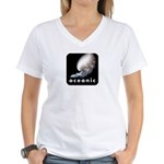 Oceanic Women's V-Neck T-Shirt