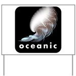 Oceanic Yard Sign