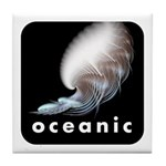 Oceanic Tile Coaster