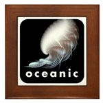 Oceanic Framed Tile