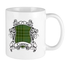 Currie Tartan Shield Coffee Mug