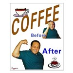 Coffee! Small Poster