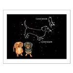 Canis Major Small Poster