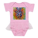 Princess Cat Organic Baby Bodysuit