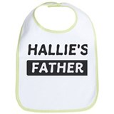 Hallies Father Bib