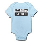 Hallies Father Onesie
