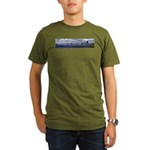 Seattle Organic Men's T-Shirt (dark)