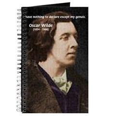 Playwright: Oscar Wilde Journal