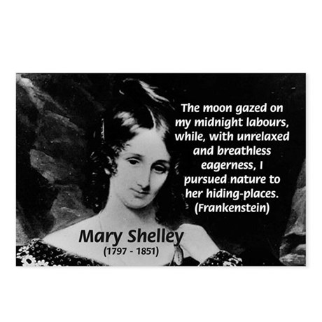 mary shelley and her yearning for knowledge Mary shelley: teaching and learning through frankenstein mary never received her father's emotional mary shelley, well aware of her mother's most famous.