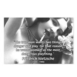 Desire for Women Neitzsche Postcards (Package of 8