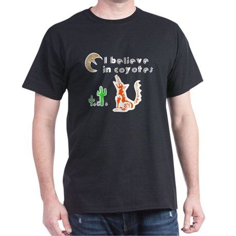 Believe in Coyotes Dark T-Shirt