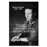 Simone De Beauvoir Sexual Pleasure Woman