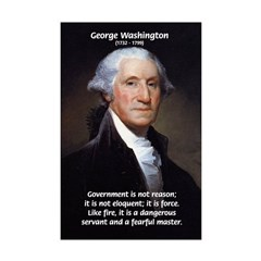 George Washington: First U.S. President Print