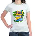 Crayons Jr. Ringer T-Shirt