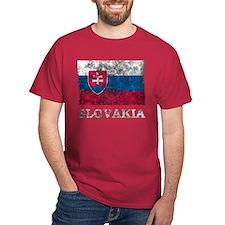 Vintage Slovakia T-Shirt