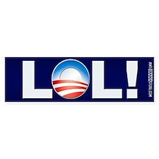 LOL Obama Bumper Sticker (50 pk)