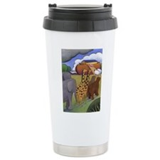Noah's Ark Ceramic Travel Mug