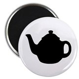 tea pot Magnet