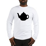 tea pot Long Sleeve T-Shirt