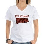 let_get_sauced T-Shirt