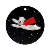 SUPERDOG Ornament (Round)