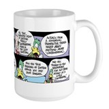 Funny Political opinion Mug