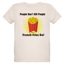 French Fries Kill T-Shirt