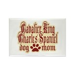 Cavalier King Charles Spaniel Rectangle Magnet